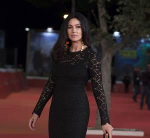 Monica Bellucci : leçon de style et d'élégance à Rome