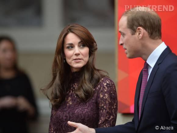 Kate Middleton a le visage de plus en plus marquée. Elle ferait bien de se reposer un peu !