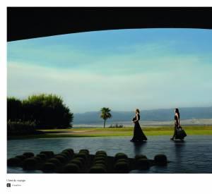 Collection Croisière 2016 de Louis Vuitton avec Alicia Vikander.