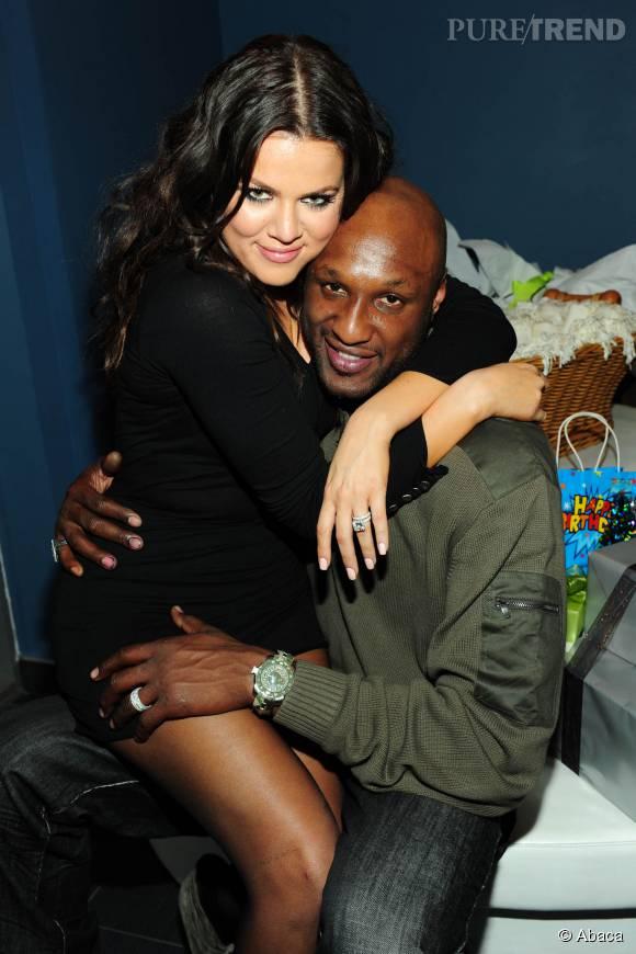 Khloe Kardashian et Lamar Odom, plus de divorce à l'horizon.