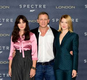 Monica Bellucci, Léa Seydoux : James Bond girls de charme à Londres