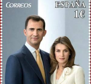 Felipe et Letizia d'Espagne : les timbrés royaux !