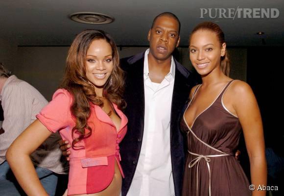 Beyoncé et Jay-Z se sont séparés en 2005.