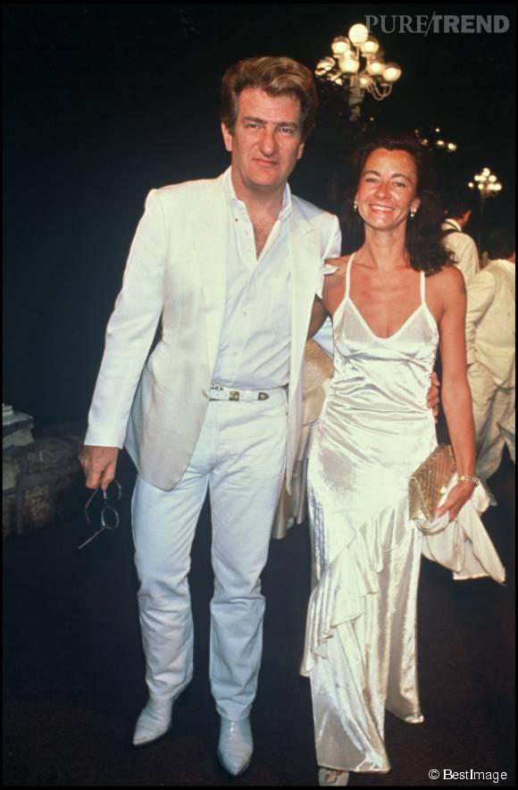 Après un premier mariage avec Françoise Lavit, Eddy Mitchell a retrouvé l'amour dans les bras de Muriel Bailleul.
