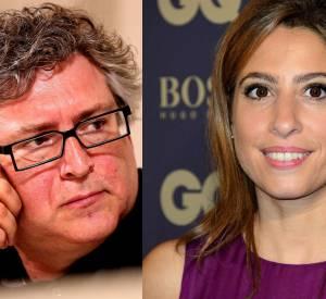 Léa Salamé et Michel Onfray se sont violemment clashés sur Twitter ce week-end...