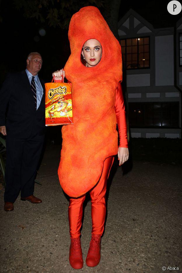 Katy Perry, à croquer en Cheetos.