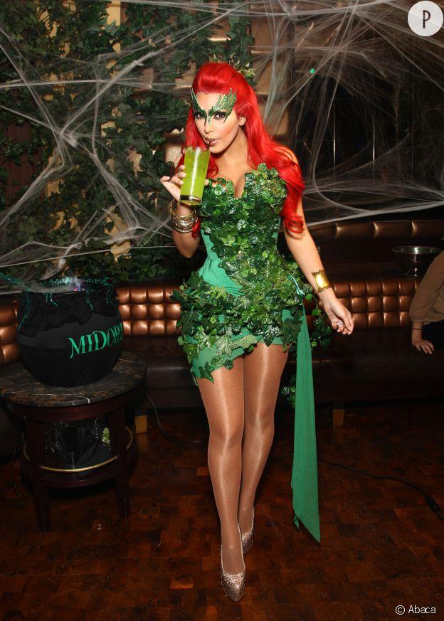 En Poison Ivy, Kim Kardashian a tout déchiré en 2011.