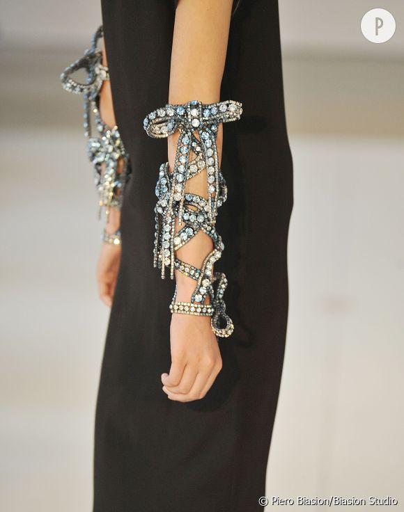 Défilé Alexis Mabille Automne-Hiver 2009/2010 Haute Couture.