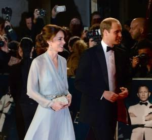 Kate Middleton : dos nu osé pour séduire Daniel Craig à la première de Spectre