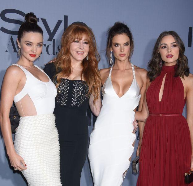 Parterre de stars aux InStyle Awards le 26 octobre 2015 à Los Angeles.