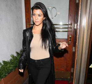 Kourtney Kardashian : son look casual à shopper de toute urgence !
