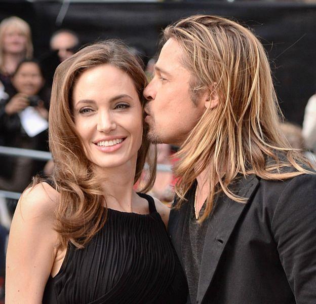 Brad Pitt a immortalisé Angelina Jolie dans une série de photos en noir et blanc.