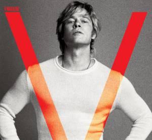 Brad Pitt : rajeuni de 20 ans pour V Magazine