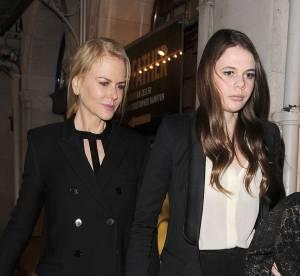 Nicole Kidman et sa nièce de 17 ans, Lucia : deux soeurs jumelles