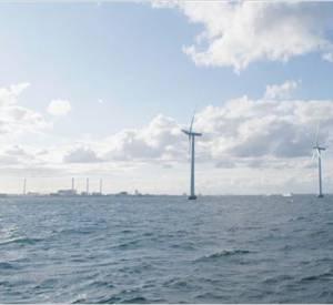Des éoliennes en mer du Nord pour se désengager du 100% pétrole.