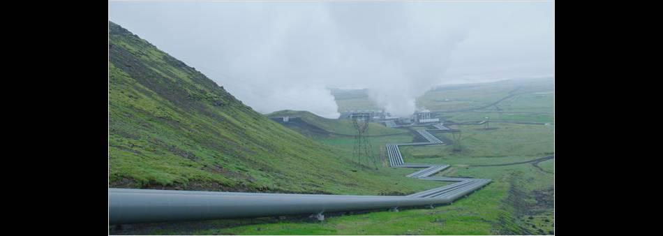 L'Islande mise sur la géothermie pour son énergie.