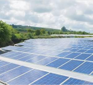 L'énergie solaire peut être une solution alternative.