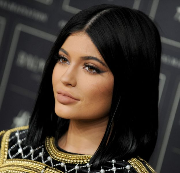Kylie Jenner, une vraie guerrière sexy pour Halloween