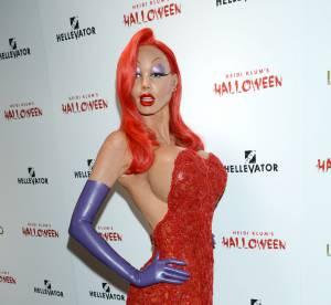 Heidi Klum méconnaissable : fesses et seins gonflés à bloc pour Halloween