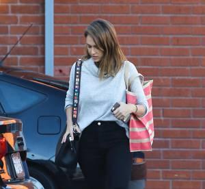Jessica Alba : son look casual pour l'automne... A shopper !