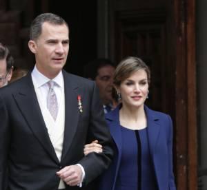 Letizia d'Espagne : ravissante aux côtés du roi Felipe, moins sexy sans sa barbe