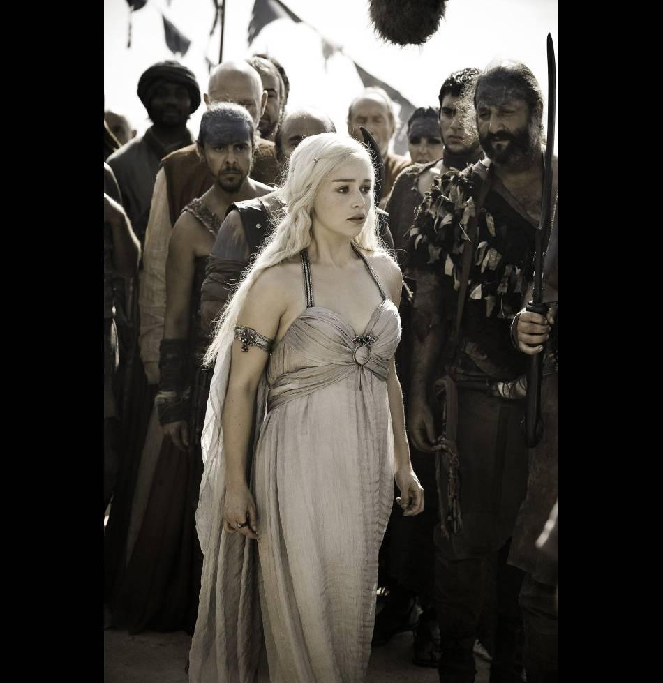 La Khaleesi doit pouvoir courir en toute circonstance.