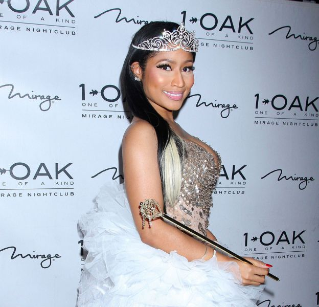 Nicki Minaj se veut toujours plus sulfureuse sur scène.