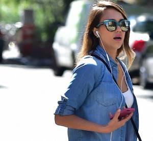 Jessica Alba, 35 ans : ses street styles les plus pointus