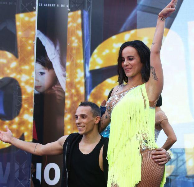 Alizée et Grégoire se révèlent en duo sensuel pour la journée internationale de la danse.