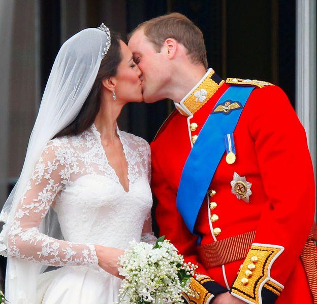 Kate Middleton et le prince William sont mariés depuis cinq ans.