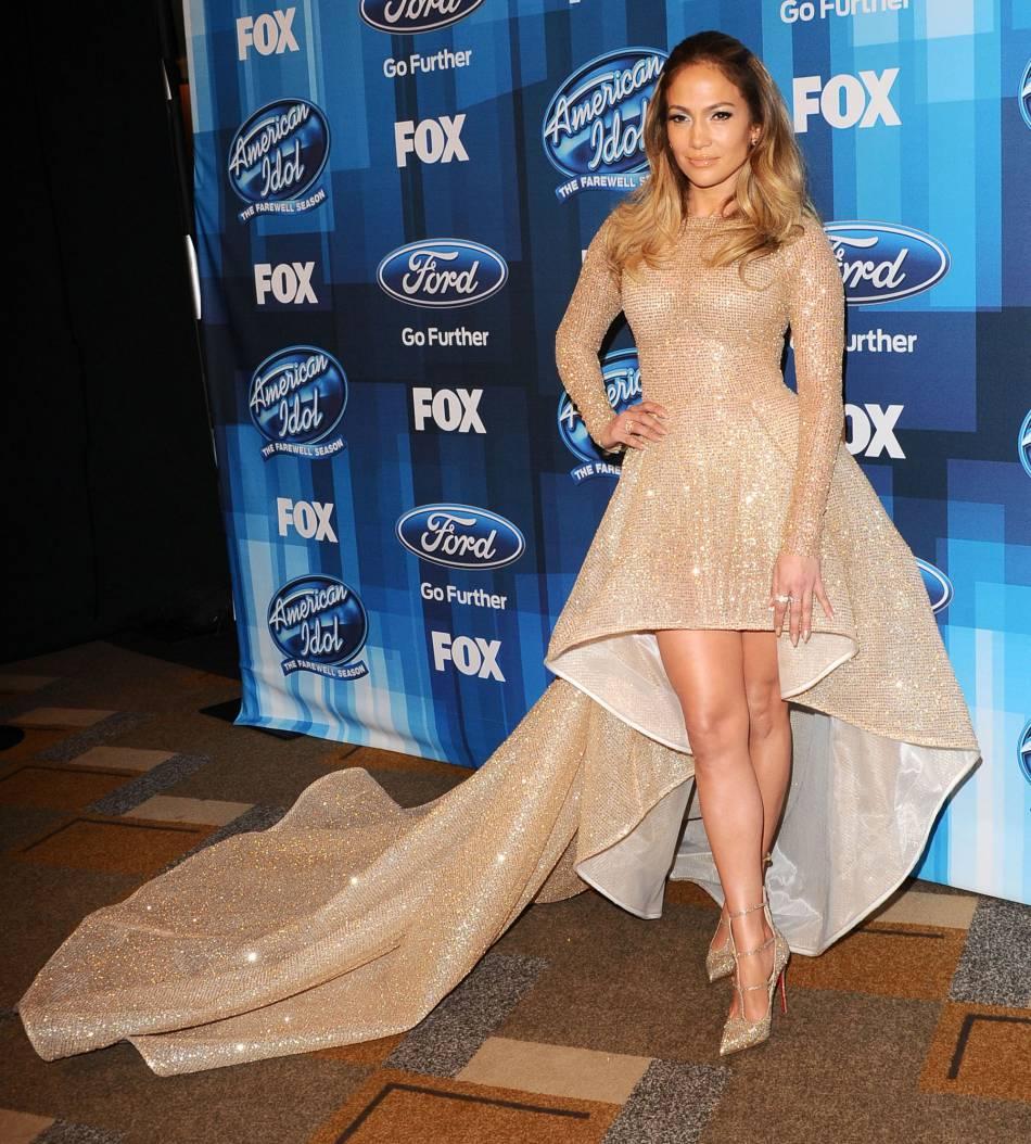 """La chanteuse fait partie des jurés du télécrochet """"American Idol"""" aux Etats-Unis."""