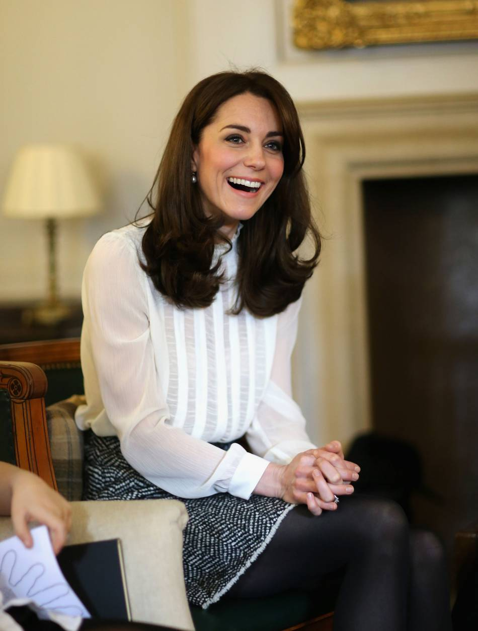 Kate Middleton avait déjà fait une incursion dans les médias en février dernier en devenant la rédactrice en chef d'un jour du Huffington Post anglais.