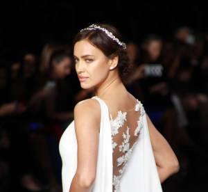 Irina Shayk : mariée très sexy, elle n'a plus qu'à dire oui !