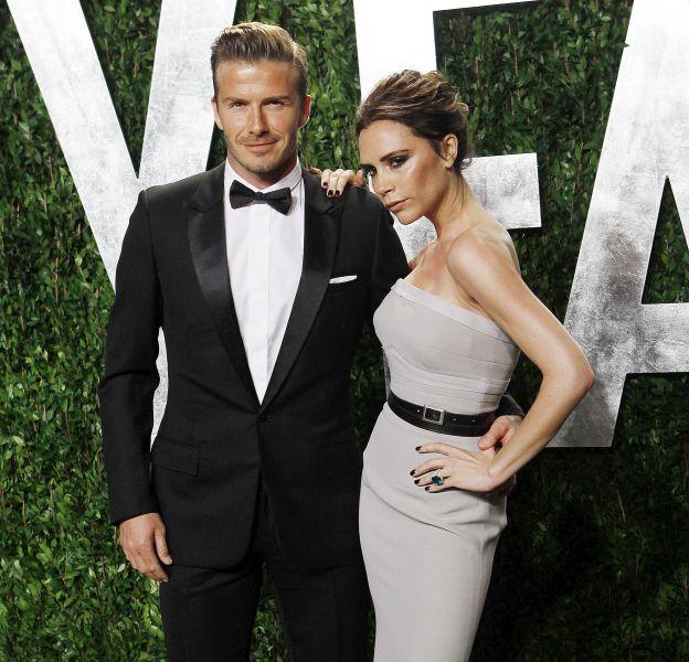 Victoria et David Beckham affichent leur amour sur Instagram.
