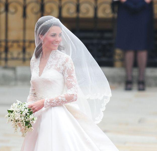 La tradition de la robe blanche n'est pas si ancienne.