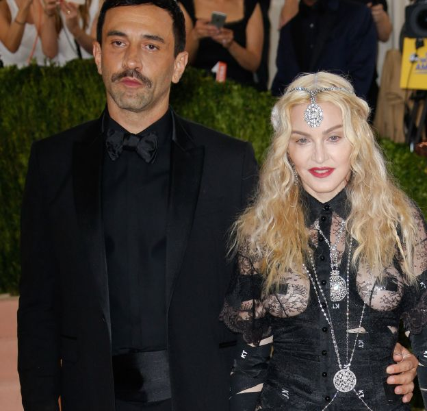 Madonna au Met Gala 2016 ce lundi 2 mai au Metropolitan Museum of Art à New York.