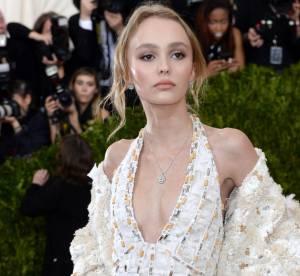 Lily-Rose Depp : garçon manqué fatigué, sa transformation en déesse au Met Ball