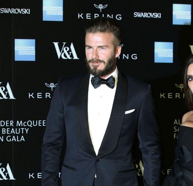 Victoria Beckham déclare sa flamme à son époux sur Instagram.