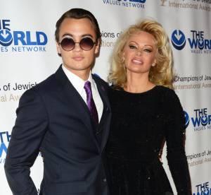Pamela Anderson et son fils : duo craquant et complice sur le red carpet !