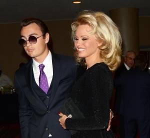 Pamela Anderson : son fils lui vole la vedette.