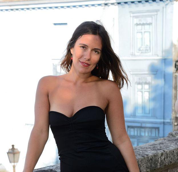 L'actrice Zoé Félix