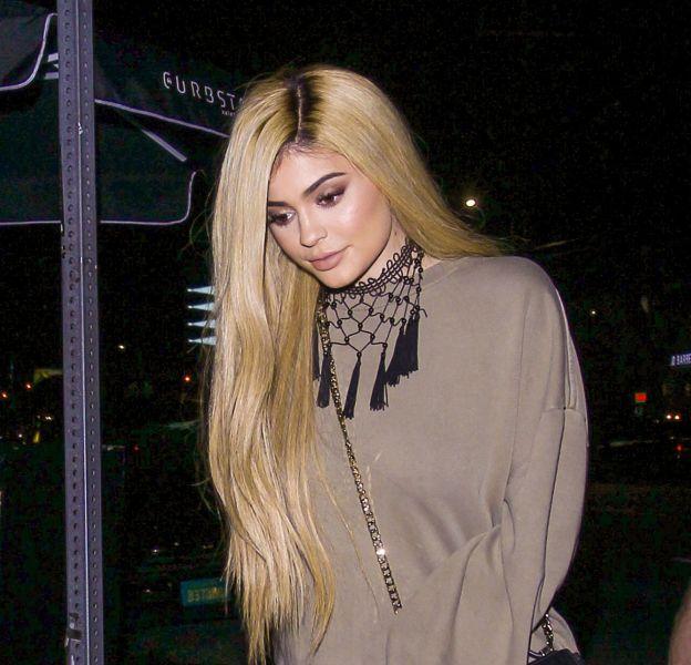 La star de télé-réalité Kylie Jenner