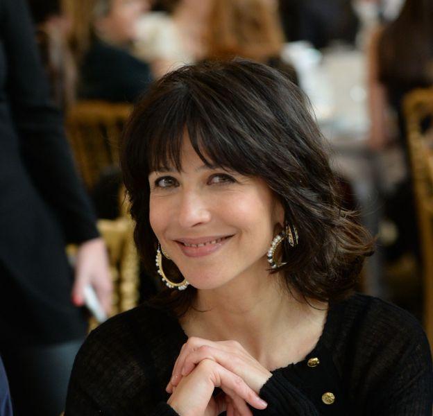 Sophie Marceau est allée à New York passer du temps auprès de son fils, Vincent Zulawski.