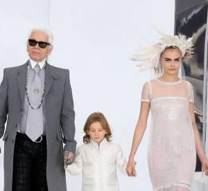 Karl Lagerfeld lance sa première ligne de bijoux de mariage