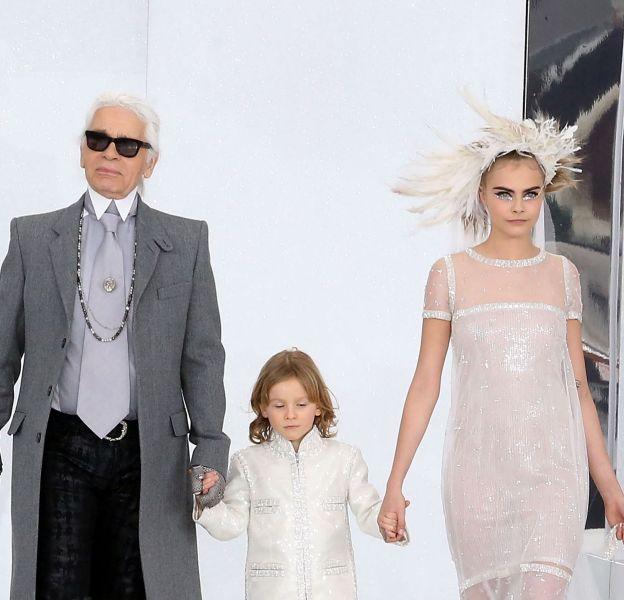Karl Lagerfeld se lance dans le bijou de mariage.