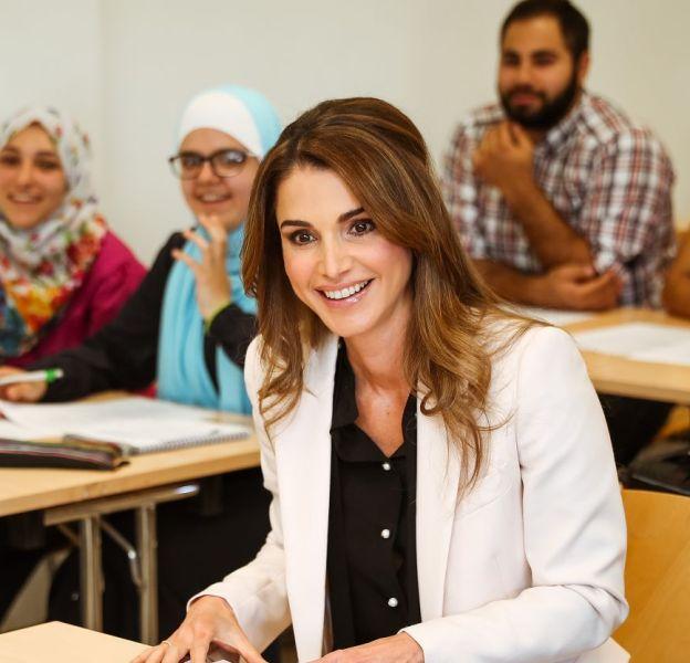 Rania de Jordanie : la reine fait son retour sur les bancs de l'université.