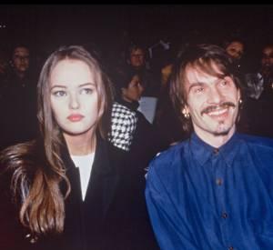 Vanessa Paradis et Florent Pagny sont sortis ensemble entre 1988 et 1991.