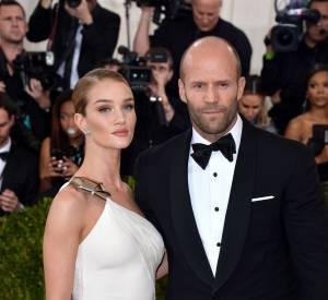 Même si son régime est très strict, la fiancée de Jason Statham se sent bien dans son corps.
