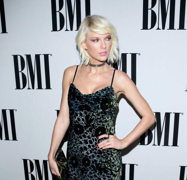 Taylor Swift aux BMI Awards le 10 mai 2016 à Beverly Hills.
