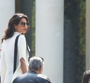 George et Amal Clooney : les amoureux en séjour grand luxe à Cannes